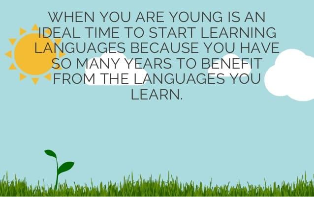 ideal age to learn portuguese - lisbon language café