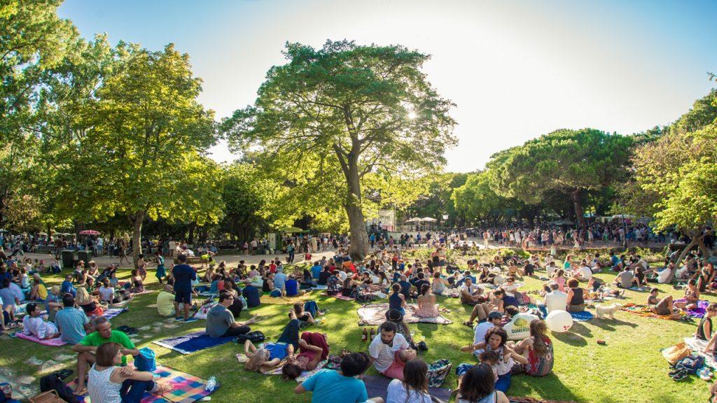 concertos out jazz parque eduardo VII