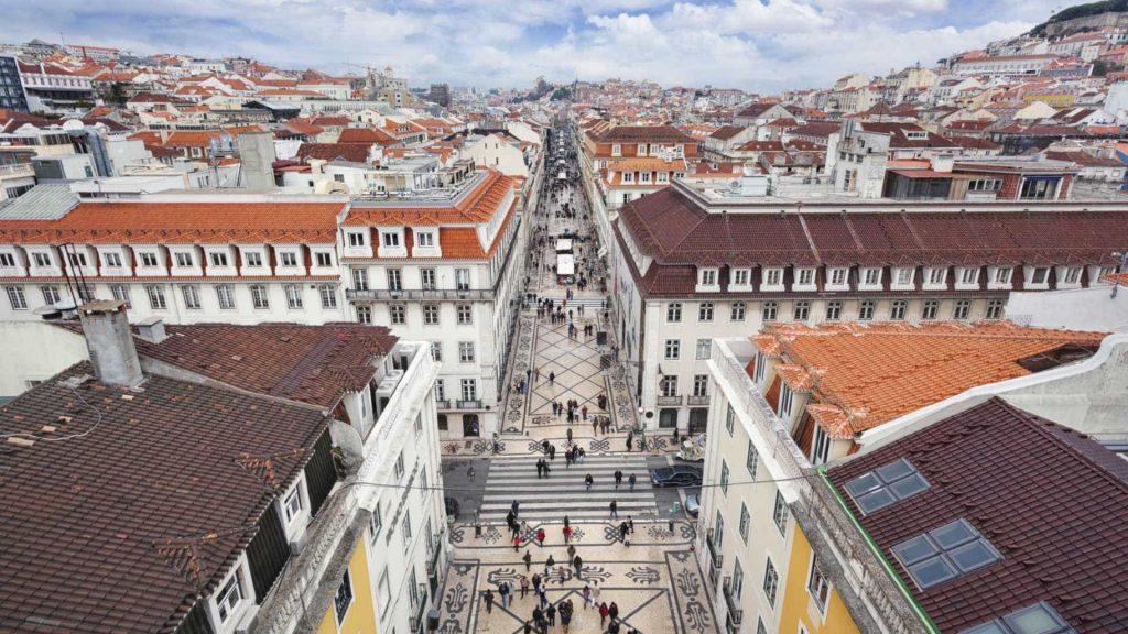 custo de vida em Portugal 2021
