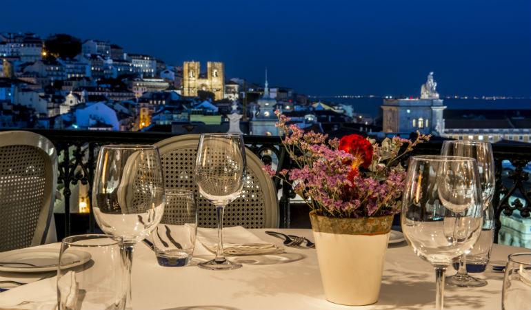 comer em restaurantes portugal