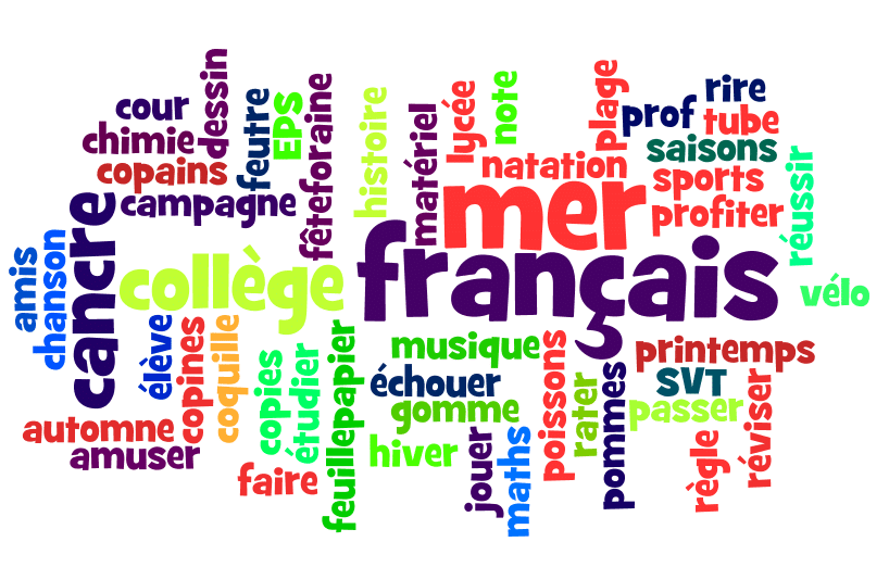 vocabulario-frances