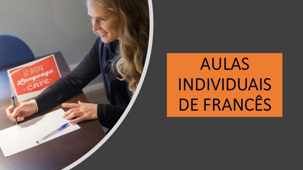 aulas privadas de francês