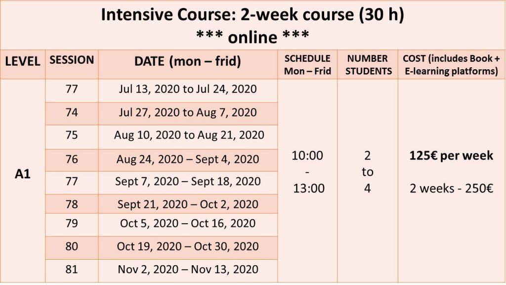 online portuguese courses