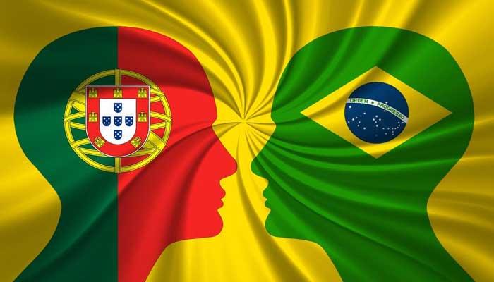 European and brazilian Portuguese