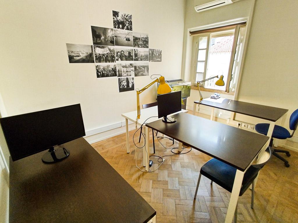 classroom lisbon language café